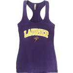 Final Sale Ladies Purple Jersey Racerback