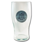 Crested Pub Glass