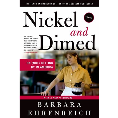 nickel and dimed book review essay Book review: nickel and dimed – how does the author propose to solve the problem custom essay [pewslideshow slidename=anim2] how does the author propose to solve the problem what is your evaluation of the author's suggestion(s) for solving the problem.