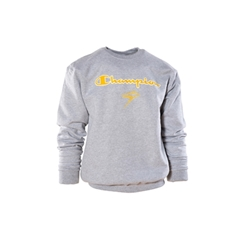 Final Sale Champion Screened Fleece Crew