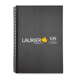 Laurier Sussex Eco Spiral Notebook